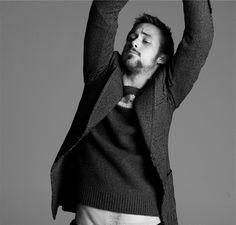 Ryan Gosling by Inez & Vinoodh