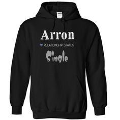 Arron - #unique gift #love gift. MORE INFO => https://www.sunfrog.com/Names/Arron-1798-Black-14503237-Hoodie.html?68278