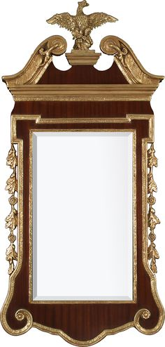 Mirror|Chippendale, 18th Century