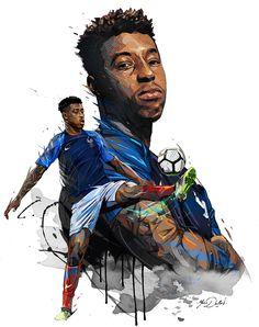 Hotel Equipe de France de Football - World Cup 2018 - Ego - AlterEgo Art Football, Football Design, Soccer Drawing, Poster Photo, Sports Drawings, Football Wallpaper, Hotels, Sports Wallpapers, World Cup 2018