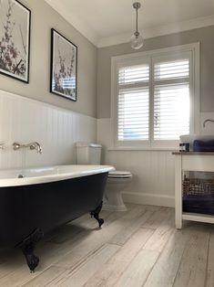 1930s Bathroom, Bungalow Bathroom, Victorian Bathroom, Modern Bathroom Decor, Bathroom Interior Design, Small Bathroom, Bathroom Ideas, Bathroom Cost, French Bathroom