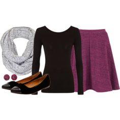 Teacher Outfits on a Teacher's Budget 105
