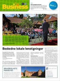 DI Business, Dansk Industri