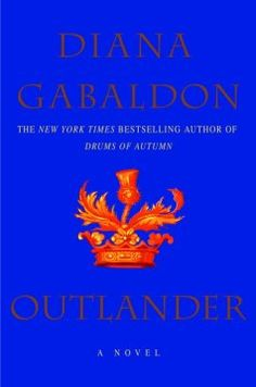 Outlander by Diana Gabaldon urtled back through time more than two hundred years to Scotland in 1743, Claire Randall finds herself caught in the midst of an unfamiliar world torn apart by violence, pestilence, and revolution and haunted by her growing feelings for James Fraser, a young soldier.