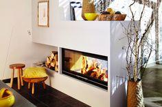 Diy Room Divider, Divider Ideas, Serum, Interior, Kitchen, Design, Home Decor, Fire Places, Environment