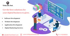 Now get the best Web Development & digital marketing agency in Nagpur which provides the best SEO, SMO, SEM, SMM, and any software design services. Mobile App Development Companies, Application Development, Software Development, Digital Marketing Services, Online Marketing, Marketing Consultant, Content Marketing, Design Agency, Business