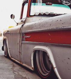 trucks chevy old Bagged Trucks, Lowered Trucks, Chevy Pickup Trucks, Classic Chevy Trucks, Hot Rod Trucks, Chevy Pickups, Dodge Trucks, Chevrolet Trucks, Cool Trucks