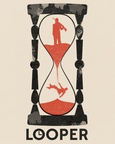 Looper poster by Beware1984