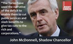 Chancellor @johnmcdonnellMP