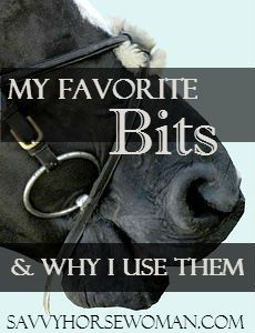 My Favorite Bits (and Why I Use Them) | Savvy Horsewoman