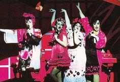The Sleepover scene-Grease! Musical Theatre Broadway, Broadway Plays, Broadway Shows, Grease Broadway, Grease Musical, Rosie Odonnell, Sleepover, Musicals, Geek Stuff