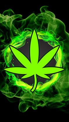 420 Green Flames