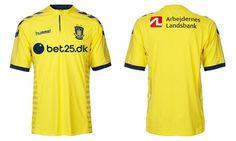 Camisas do Brøndby IF 2015 Hummel