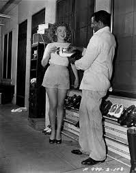 Image result for marilyn monroe fox 1947