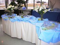Volunteer Appreciation Table decoration idea