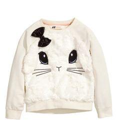 Mini Bitty Girls' Cotton Crewneck Long Sleeve T-shirt Outfits Niños, Kids Outfits, Kids Swimwear, Toddler Girl Outfits, Kid Styles, Swimwear Fashion, Pull, Baby Dress, Kids Fashion