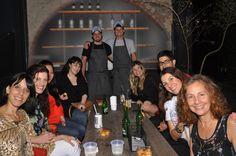 Mesa de imprensa para o Festival da Alcachofra Stefano Hotel e Restaurante no House of Food. Setembro de 2015.