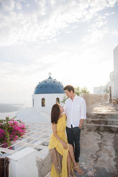 FLYTOGRAPHER Vacation Photographer in Santorini - Ioannis