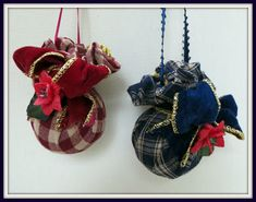 Victorian Dolls, Victorian Traditions, The Victorian Era, and Me: My Victorian Christmas Ornament Balls Free E-Pattern