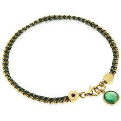 Astley Clarke Let's Dance Bracelet ($200) via Polyvore