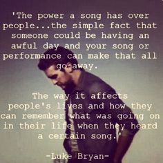 I hope that song writers & singers continue on with this mentality, it is truly beautiful.