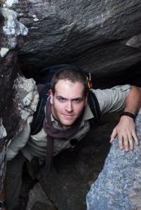 Josh Gates & Josh Gates' Adventure Scarf