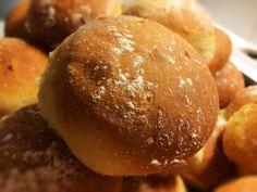 Niiiin hyviä sämpylöitä – Minä itte Hamburger, Food And Drink, Potatoes, Vegetables, Recipes, Potato, Recipies, Vegetable Recipes, Burgers