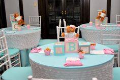 Ideas para baby shower de ositos