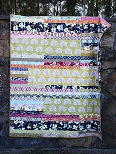 Chasing Cottons Rolling Meadows Quilt - Downloadable Pattern [1PA-Download-CC-RMQ] - $11.95 : Pink Chalk Fabrics is your online source for modern quilting cottons and sewing patterns., Cloth, Pattern + Tool for Modern Sewists