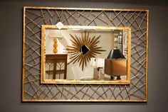Christopher Guy Mirror - 50-2877. Christopher Guy Mirrors are works of art for your home.  Adding a large wall designer mirror to your home adds style and function. http://www.luxehomephiladelphia.com/Christopher-Guy-Mirror-50-2877-p/oin18544.htm