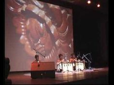 Gender Wayang Orchestra - Shadow puppets music orchestra.