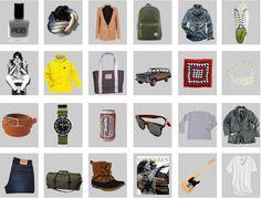 Tomboy Essentials via Tomboy Style
