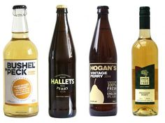 We've found ten perries that are worth a try, including Bushel + Peck, Hallets, Hogan's Vintage Perry and Once Upon A Tree Priggles Perry. For the full list click the link http://ind.pn/2dJVuVg