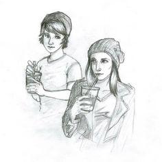 Sketchbook 2 by Alyssa L. Tanner, via Behance #sketch #drawing #illustration