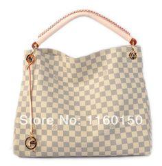 Sacos 2014 saco desigual venda quente bolsas de couro das mulheres bolsas de grife de alta qualidade de cor branca e café mulheres mensageiro 38.00
