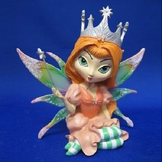 Glinda Fairies fo Oz - Wizard of Oz Jasmine Becket Griffith Bradford Exchange