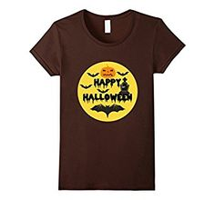 """Happy Halloween Dark Night Scary Bats Pumpkin Costume Shirt - Buy it here: http://amzn.to/2eXxSJN #halloween #halloweenshirt #halloweentshirt #Halloweenfestival #holiday"""