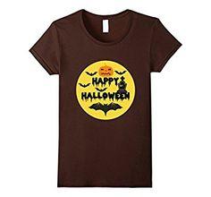 """Happy Halloween Dark Night Scary Bats Pumpkin Costume Shirt - Buy it here: http://amzn.to/2eXxSJN #halloween #halloweenshirt #halloweentshirt #Halloweenfestival #holiday"""
