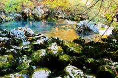 Springhead of river Zrmanja.