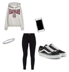 """""""Geen titel #85"""" by lifestyle-outfits on Polyvore featuring mode, Ted Baker, Vans en Tiffany & Co."""