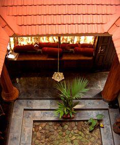 Indian Home Design, Kerala House Design, Indian Home Decor, House Architecture Styles, Farmhouse Architecture, Residential Architecture, Architecture Plan, Kerala Architecture, Vernacular Architecture