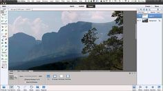 Group Product Manager for Photoshop Elements, Bob Gager, explains how to remove haze in scenery photos.
