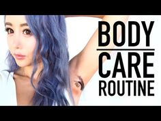 My Body Care Routine ♥ Armpit Makeup ♥ Expectations vs. Reality ♥ Wengie - YouTube