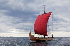 Draken Harald Hårfagre - The largest Viking ship built in modern times