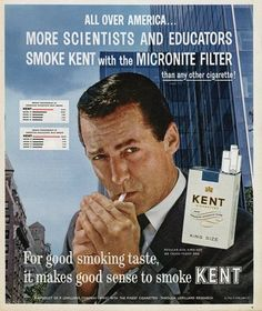 More propaganda http://ladyjane1.hubpages.com/hub/Remember-Cigarette-Ads