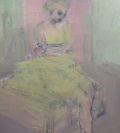 """soothing silk"" by Jorunn Mulen www.almostapril.com"