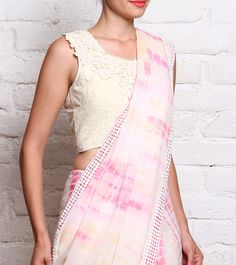 At Divya Kanakia Designs, the label is passionate about Indian hand embroidery and the vintage Indian aesthetic. All the embroidery is painstakingly handcrafted by the most skilled of artisans.