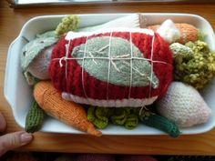 tricot gourmand: Les viandes