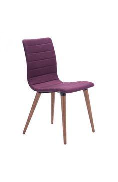 jericho dining chair purple arne jacobsen style alpha shell egg