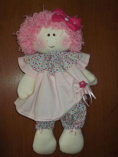 Boa noite meninas!  molde da Boneca taty ......  Material:  30 cm de malha  30 cm de tecido liso rosa  30 cm de tecido f...